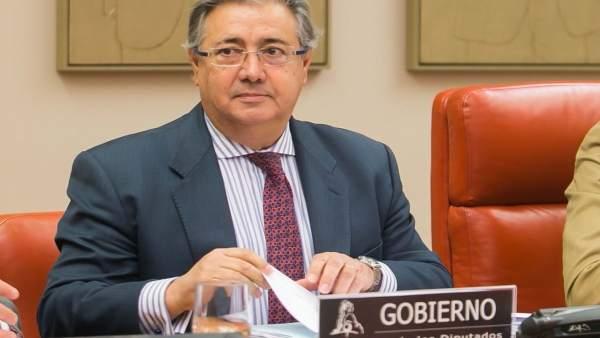 El ministro del Interior Zoido