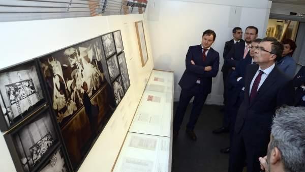 Presentación de la muestra 'Picasso. El viaje del Guernica'