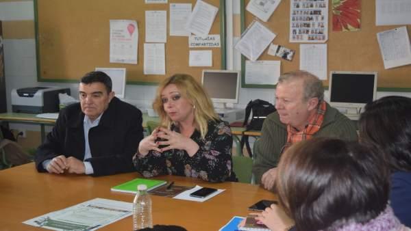 1 Nota Junta (Presentación Mejoras Educativas San Juan Y Niebla)