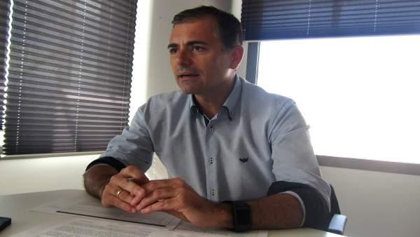 Julio Andrade, concejal de Derechos Sociales y de Turismo Ayuntamiento de Málaga