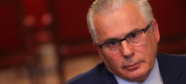 El exjuez Baltasar Garzón, investigado por un posible delito de prevaricación en la trama Gürtel