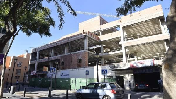 Notas Ayto. Almería (Y2) Visita Obras Nuevo Edificio Gerencia / Convocatorias