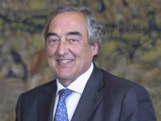 Juan Rosell. Presidente de la CEOE