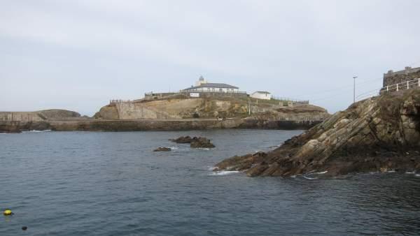 Faro, Tapia de Casariego, Mar, puerto