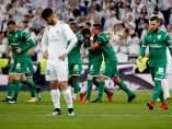 Gol del Leganés al Real Madrid