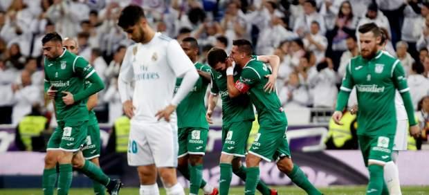 Sorteo de octavos de final de la Copa del Rey 2018: el Leganés vuelve al Bernabéu un año ...