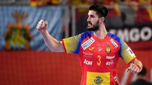 Hispanos, selección española balonmano