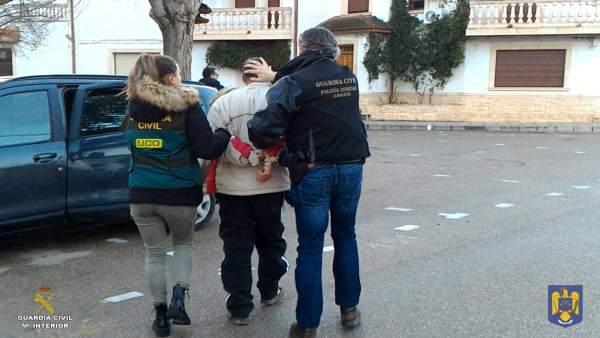 Opc Albacete. Nota De Prensa (Detención De Una Persona Huida De La Justicia Ruma