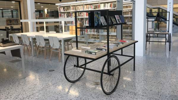 Biblioteca Montserrat Abelló de Les Corts