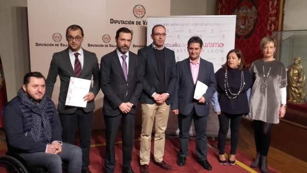Presentación de la Escuela Superior de Enoturismo de Castilla y León