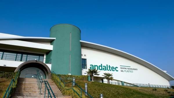 Sede del centro tecnológico Andaltec, en Martos.