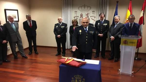 Jesús María Nogales toma posesión de su cargo