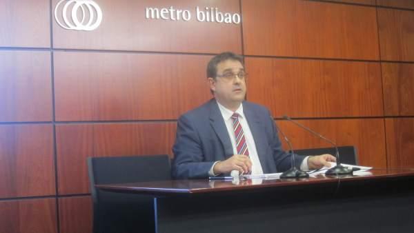 Director Gerente De Metro Bilbao