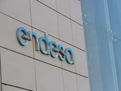 Imagen de la fachada de la sede de Endesa