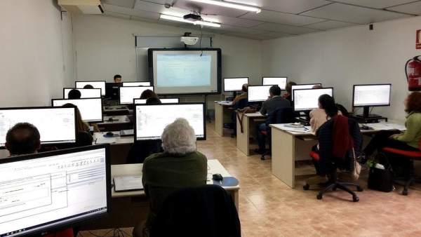 Curso de oficina virtual OARGT Cáceres