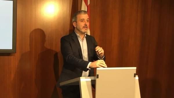 Jaume Collboni, PSC.