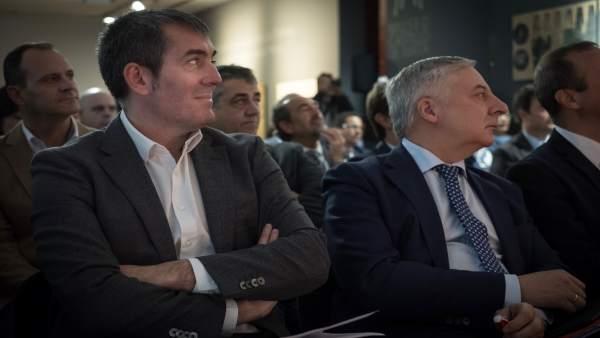El presidente canario, Fernando Clavijo (recurso)