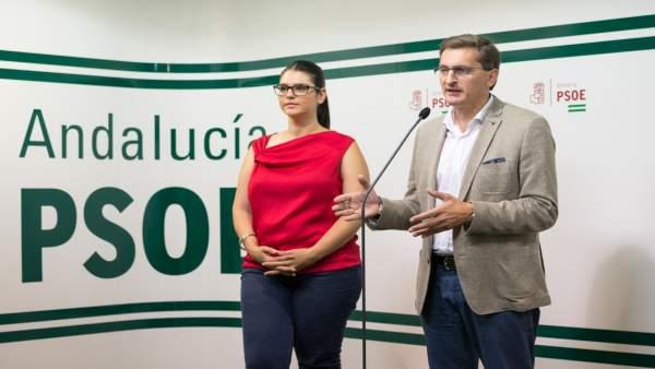 Noemí Cruz y José Luis Sánchez Teruel