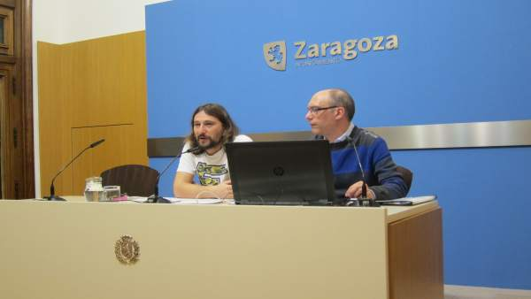 Pablo Híjar y Sergio Castells
