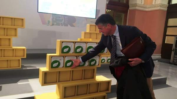 José alberto armijo diputacion de málaga en madrid eco verde eco mejora