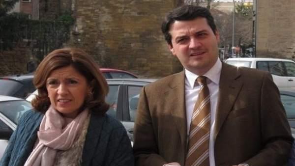 José María Bellido y María Jesús Botella