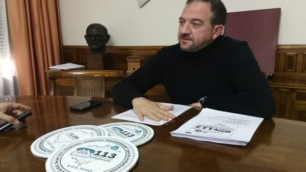 Dpt Presenta: '113: Sos Teruel'