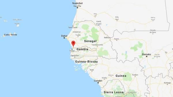 Turistas españoles, atacados en Senegal