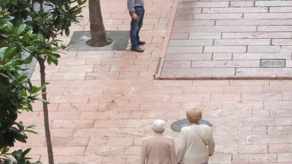 La pensió mitjana de jubilació a la Comunitat Valenciana se situa en 980,43 euros al gener