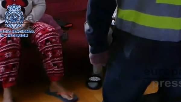 Proxenetas detenidos en Bilbao