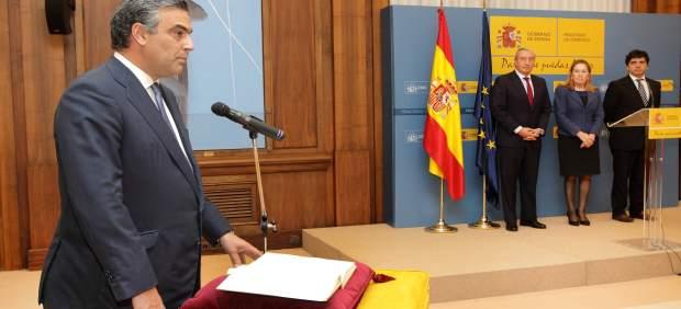 Jesús Silva Fernández, en su época de presidente de Ineco