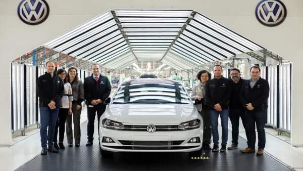 Proyecto SKD de Volkswagen Navarra.