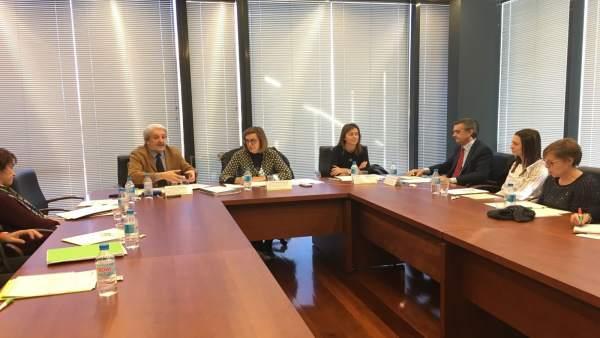 Ángeles Armisén presiden la comisión de la FRMP