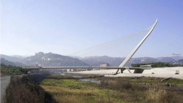 La ciutat italiana de Cosenza inaugura el seu nou pont dissenyat per Santiago Calatrava