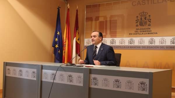 Delegado del Gobierno, Gregorio