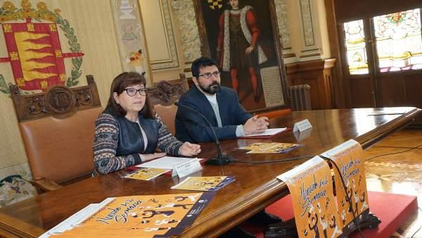 Valladolid.- Presentación 'Menudo fin de Semana'