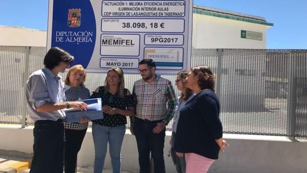 El Plan de Eficiencia Energética de Diputación beneficiará a diez municipios.