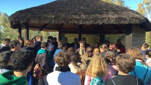 La Junta celebra el Día Educación Ambiental en Bonares.