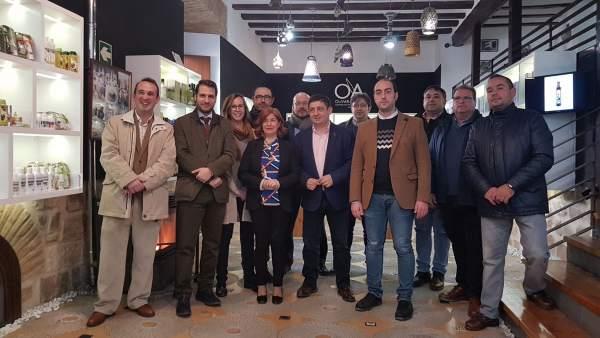 Visita al Centro de Interpretación de Olivar y Aceite de Úbeda.