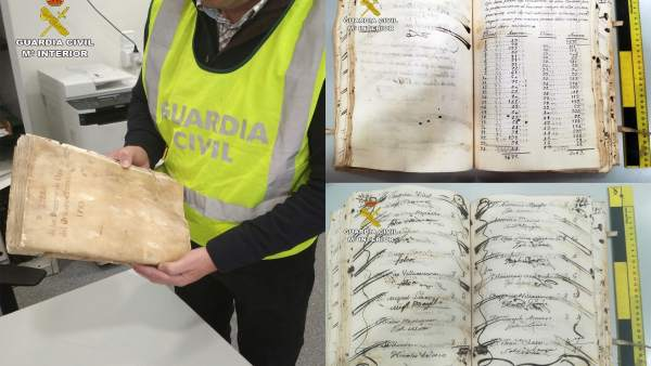 Recuperación de documentación de la Diócesis de Cartagena