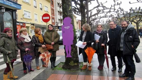 Nota Campaña Contra Violencia Hacia La Mujer.Doc