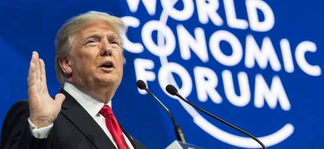 Trump en el Foro Económico Mundial