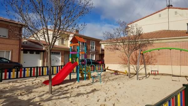 Parque Infantil de Pedrajas