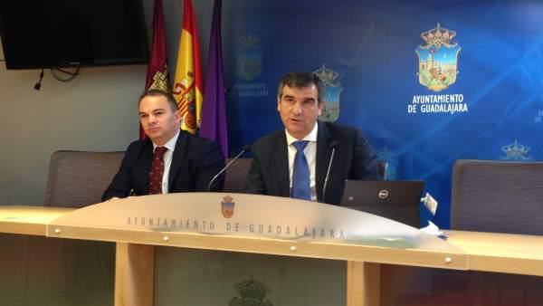 Nota Y Foto. El Ayuntamiento De Guadalajara Concederá La Licencia De Primera Ocu