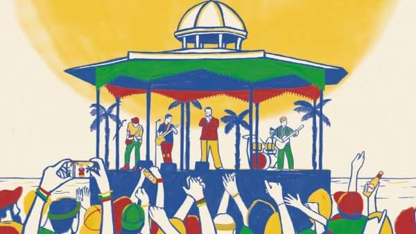 El grup 'Mujeres' arranca al febrer el nou cicle de concerts gratuïts en La Marina