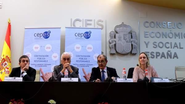 Martínez, Peña, Pedreño y Casero