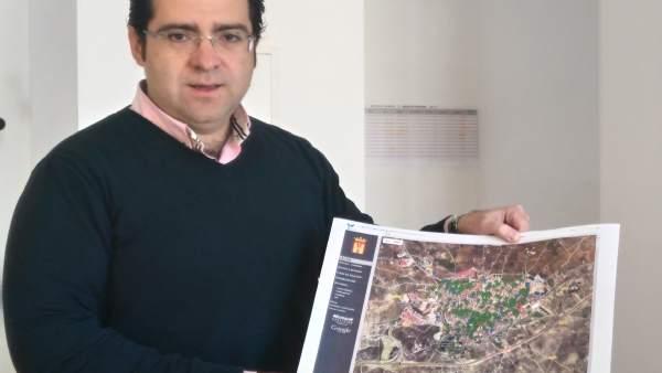 Talavera informa sobre el funcionamiento de la plataforma 'Gecor'.