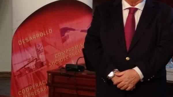 El presidente de Asfaco, Miguel Angel Tamarit