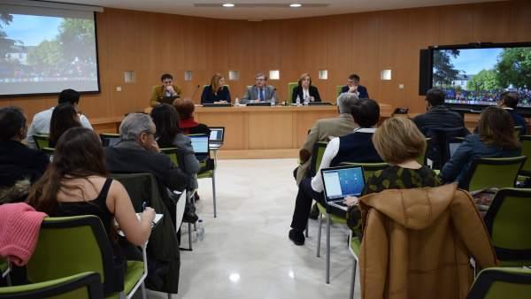 Nota Uclm: La Comisión De Estrategia Se Reúne En Albacete Para Ultimar La Elabor