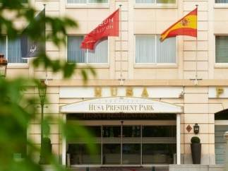 Hotel HUSA President Park en Bruselas