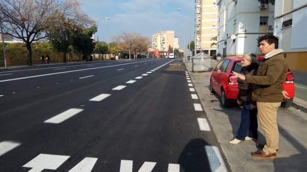Nota De Prensa. Distrito San Pablo Santa Justa